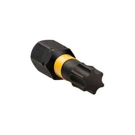 "DeWALT Inserto per avvitatori a impulsi Torsion Extreme Torx 50mm 1-4"" (conf. 5 pezzi) - 1"