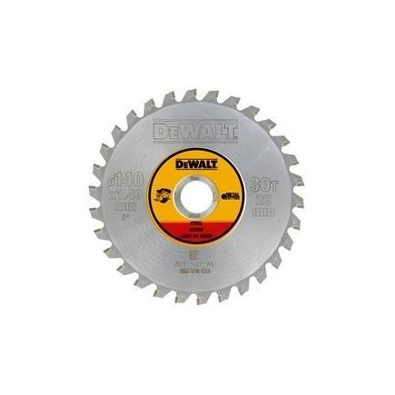 DeWALT Lama circolare taglio acciaio - 1