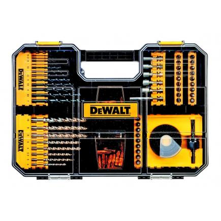 DeWALT Set Accessori 100 pz per cassetto TSTAK - 1
