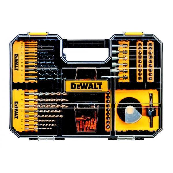 DeWALT DT71569-QZ - Set Accessori 100 pz per cassetto TSTAK - 1