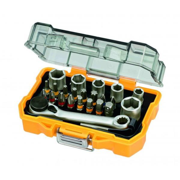 DeWALT DT71516M-QZ - Masterbox 12 pezzi DT71516-QZ con cartonato espositivo - 1