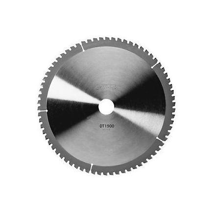 DeWALT Lama per sega circolare stazionaria - Acciaio Inox - 1