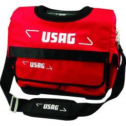 USAG Borsa professionale porta utensili con assortimento (18 pz) - 1