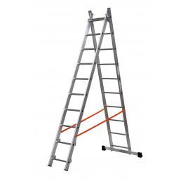 GIERRE Scala trasformabile doppia, montanti paralleli - 1