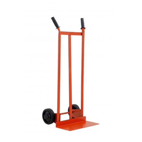 GIERRE Carrello da lavoro economico con ruota in PVC - 1