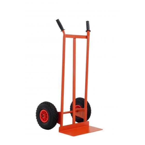 GIERRE Carrello da lavoro economico con ruota pneumatica - 1