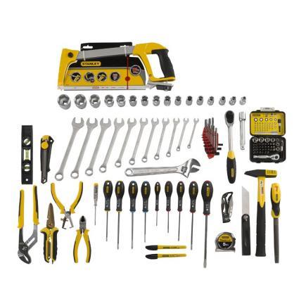 STANLEY Valigia porta utensili Stanley FATMAX® con ruote + 100 utensili - 2