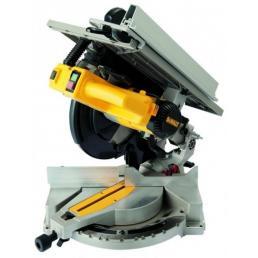 DeWALT Troncatrice con pianetto 260mm 1600W - 1