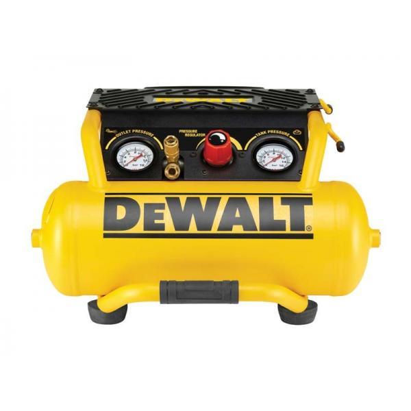 DeWALT Compressore 10 lt.. Potenza Motore 2,0 Hp. 240V EU - 1