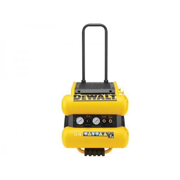 DeWALT Compressore 16 lt.. Potenza Motore 2,5 Hp. 240V EU - 1