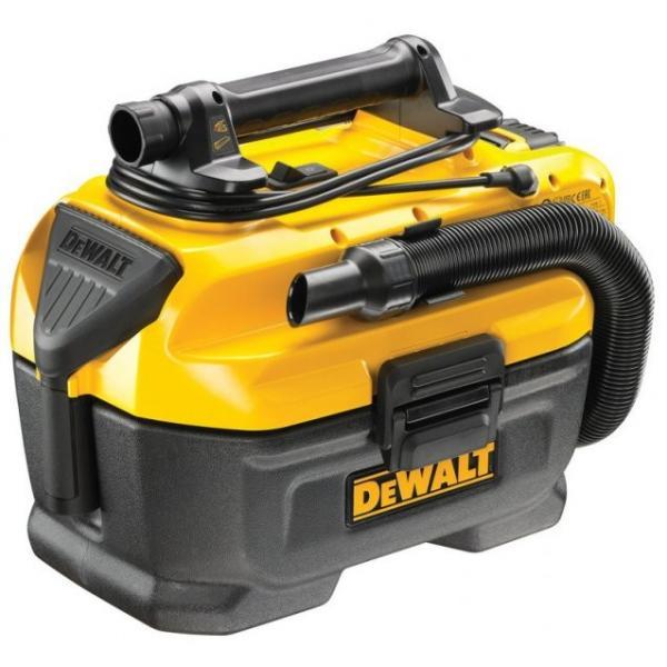 DeWALT Aspiratore professionale XR a batteria per solidi e liquidi - 1