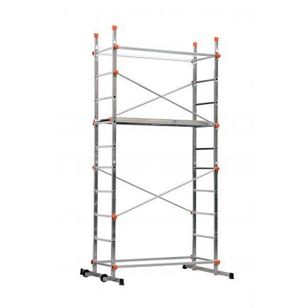GIERRE Trabattello in alluminio Fast&Lock 400 - 1