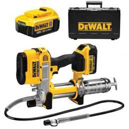 DeWALT Ingrassatore a batteria 18V 4Ah - 1