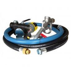 Kit pompe elettriche per travaso gasolio