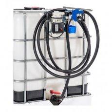 Kit ibc con pompa elettrica per adblue