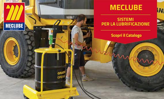 Meclube: Sistemi e Strumenti per la Lubrificazione Acquistabili su Mr. Worker