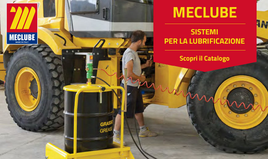 Meclube: Sistemi e Strumenti per la Lubrificazione Acquistabili su Mister Worker