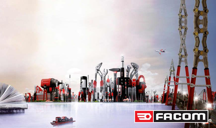 Facom: Utensili Professionali, Antideflagranti e Fluorescenti Acquistabili su Mister Worker