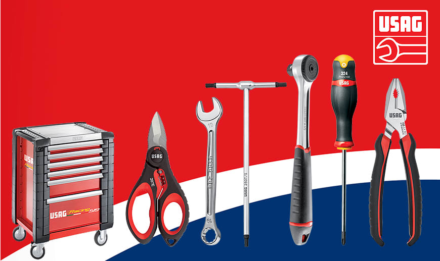 Usag: Utensili Professionali, Chiavi di Manovra e Carrelli Ducati Acquistabili su Mister Worker