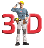 Scopri Mister Worker 3D