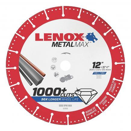 LENOX Абразивный диск METALMAX™ для торцовочной пилы 300мм - 1