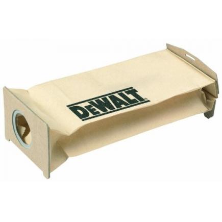 DeWALT Paper Dust Bags (5pcs) - 1
