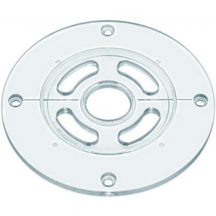 DeWALT Compact Router Round Base - 1