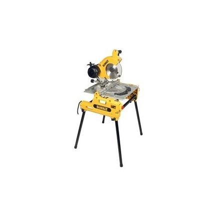 DeWALT Combination Saw (Saw Bench and Mitre Saw) 2000W 250mm - 1