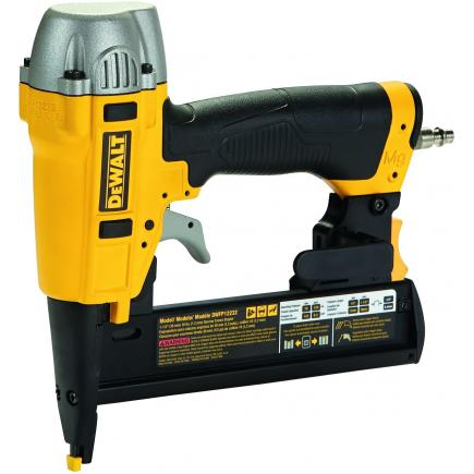DeWALT Staple Gun - 12-38mm length, 1.27mm Dia. Staples - 1