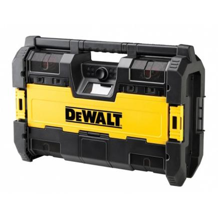 DeWALT Tough System - Radio and XR Charger - 1
