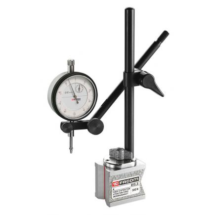 FACOM Dial gauge-magnetic base set - 1