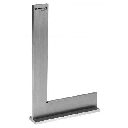 FACOM Stainless steel flanged precision squares - Class 0 - 1