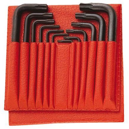 FACOM 89.JL - Set of Torx® keys in roll - 1