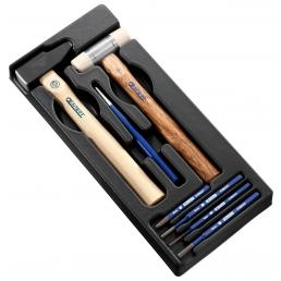 EXPERT Hammer, Punch and Chisel Set - 1