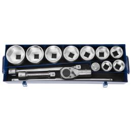 "EXPERT 1"" socket set 14 pieces - 1"