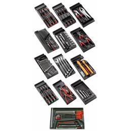 FACOM 171 piece heavy goods vehicle tool set with storage trays - 1
