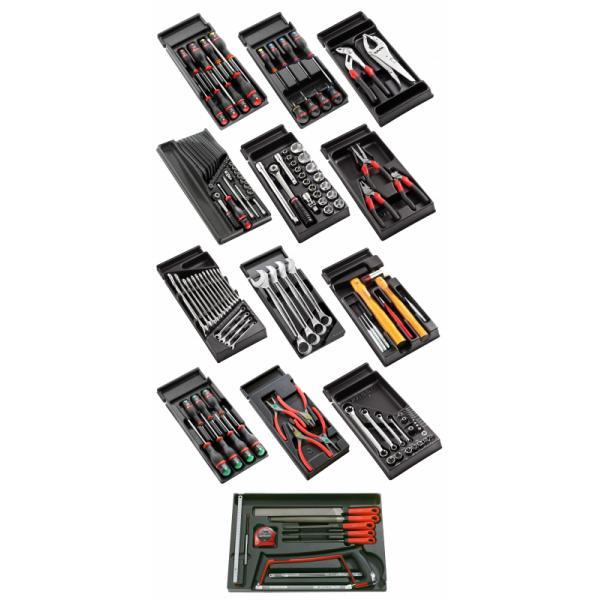 FACOM CM.159 - 171 piece heavy goods vehicle tool set with storage trays - 1