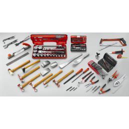 FACOM 135 piece bodywork tool set - 1