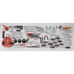 FACOM 86 piece service station tool set - 1
