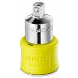 """FACOM 3/8"""" to 1/4"""" coupler  RFID - 1"""