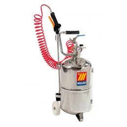 MECLUBE Stainless steel pressure sprayer AISI 316 24 l - 1