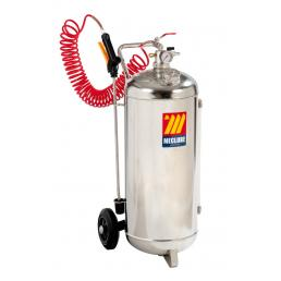 MECLUBE Stainless steel pressure sprayer AISI 304 50 l - 1