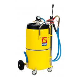 MECLUBE Air operated exhausted oil aspirator 90 l - 1