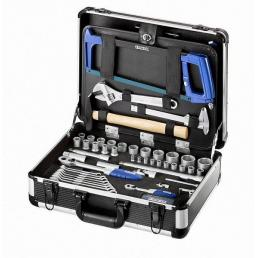 EXPERT X145 Suitcase with maintenance assortment, 145 pieces - 1