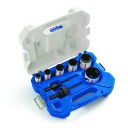 LENOX ชุดเลื่อยเจาะรูกลมโลหะคู่ SPEED-SLOT® T3™ สำหรับผู้รับเหมา 9 ชิ้น - 1