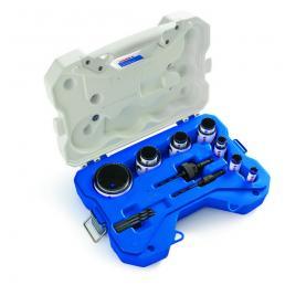 LENOX ชุดเลื่อยเจาะรูกลมโลหะคู่ SPEED-SLOT® T3™ สำหรับผู้รับเหมา 17 ชิ้น - 1