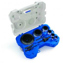 LENOX ชุดเลื่อยเจาะรูกลมโลหะคู่ SPEED-SLOT® T3™ สำหรับช่างไฟฟ้า 17 ชิ้น รุ่น A - 1