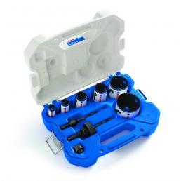 LENOX ชุดเลื่อยเจาะรูกลมโลหะคู่ SPEED-SLOT® T3™ สำหรับช่างประปา 9 ชิ้น - 1