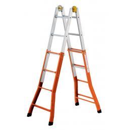 GIERRE Steel telescopic ladder - 2