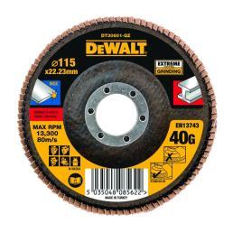 DeWALT EXTREME Flap Disc - Flat (10 pcs.) - 1